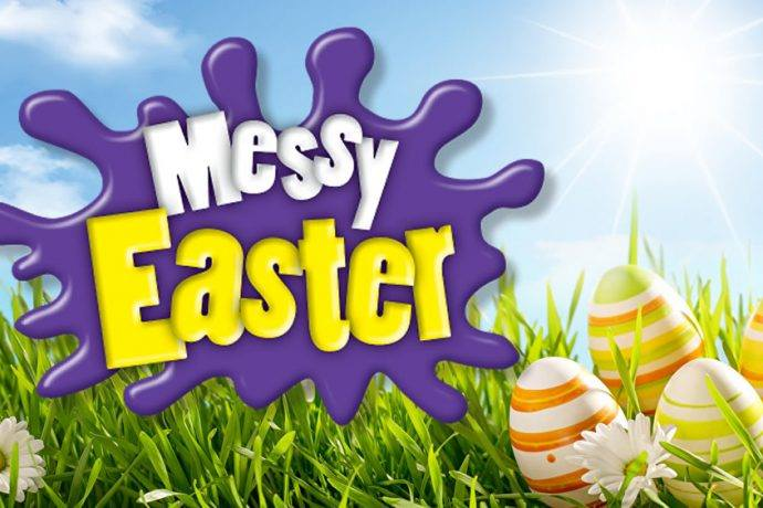 Messy Church Easter