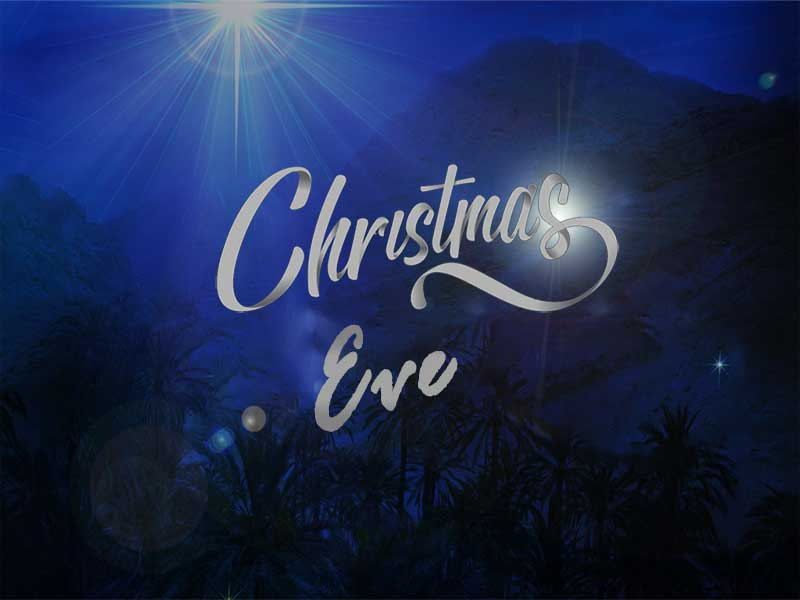 Christmas Eve Drive-In Worship Service